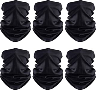 Face Cover Scarf UV Protection Neck Gaiter Scarf Sunscreen Breathable Bandana