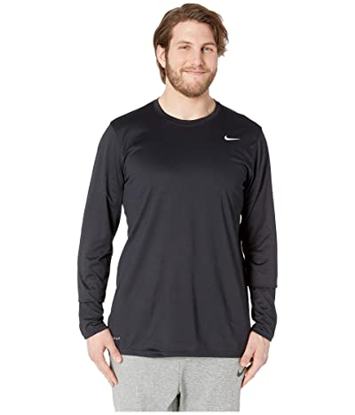 Nike Big Tall Dry Tee Long Sleeve Legend 2.0 Men