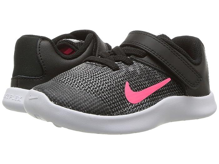 abd96c8ff4d8 Nike Kids Flex Run 2018 (Infant Toddler) at Zappos.com