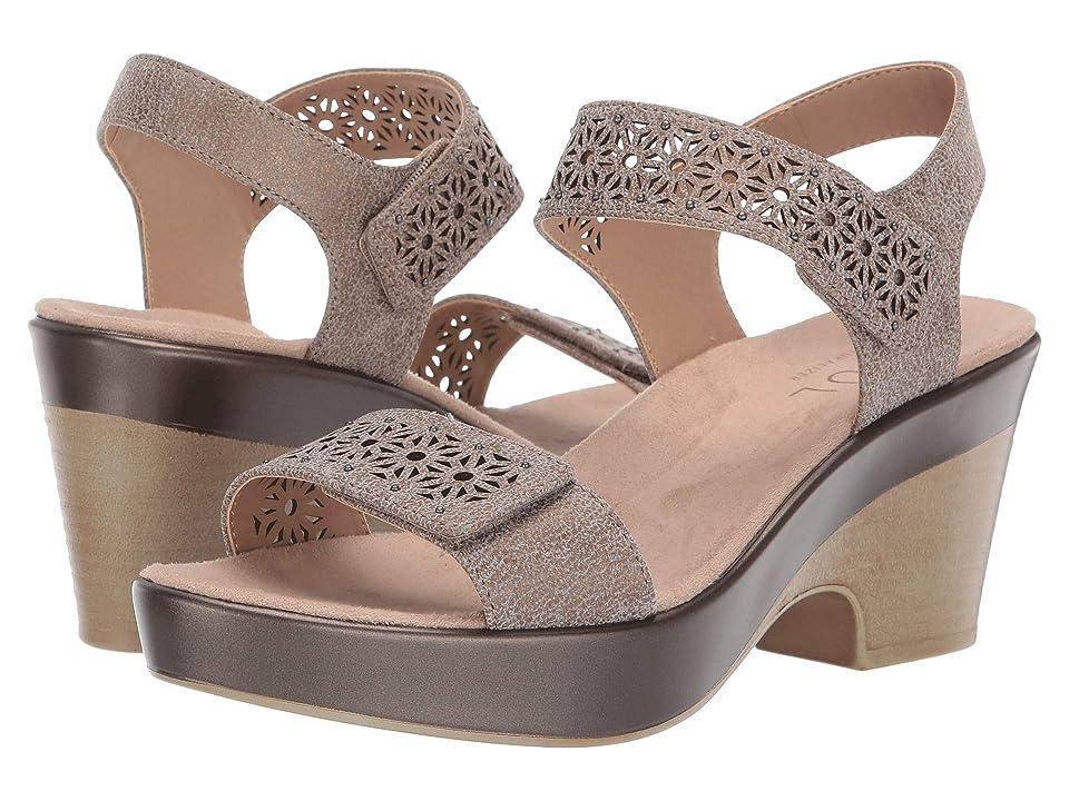 SOUL Naturalizer Mckenna (Nickel Smooth/Metallic) High Heels