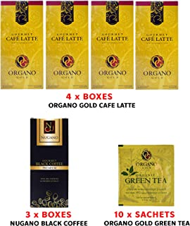 organo gold tea health benefits
