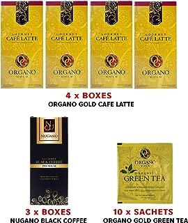 Best organo gold tea health benefits Reviews