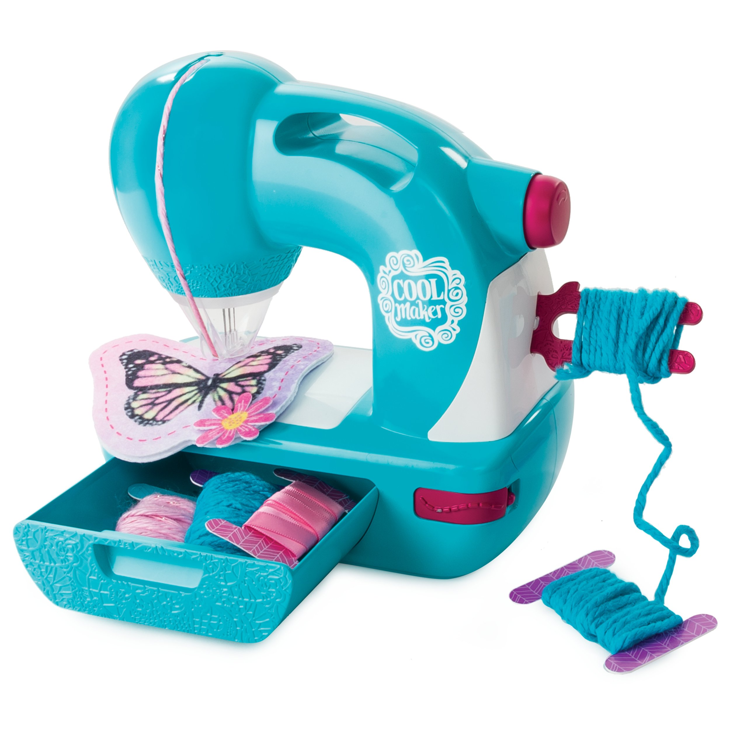 Cool MAKER Machine Vary Sew n Style máquina (Estilos varían ...