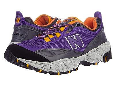 New Balance Classics 801 (Prism Purple/Black) Men