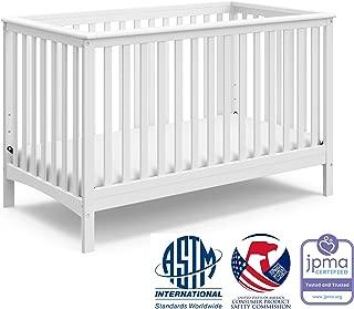 adjustable side crib