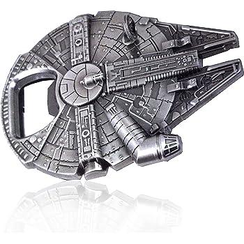 Millennium Falcon Keychain, Bottle Opener, Star Wars Gift