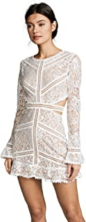 Best white emerie cut out dress Reviews