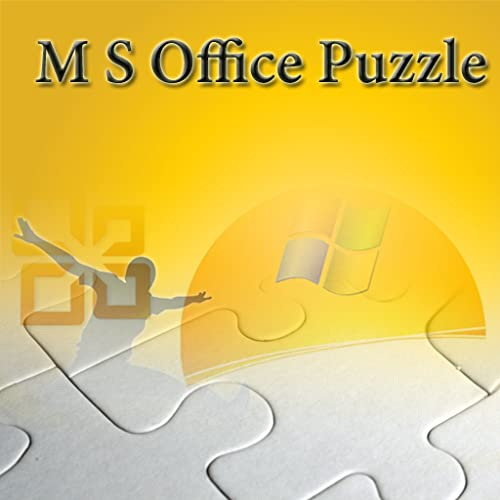 M S Office Puzzle