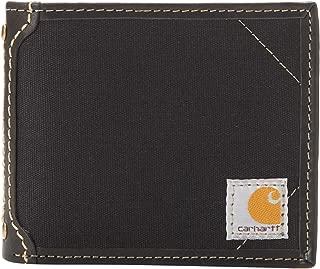 Carhartt Men's Billfold Wallet, Black, One Size