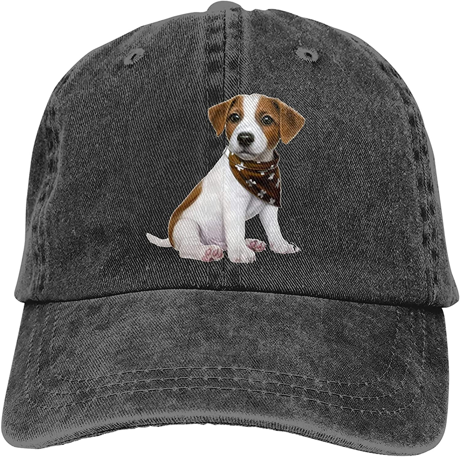 Cute Dogs Sports Baseball Cap Trucker Su Hat Adjustable Max 83% OFF Washable Selling and selling
