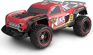 NIKKO Bestuurbare Auto Voor Kinderen , 14 Km/h, Voor Binnen En Buiten , NIKKO Racing #5, Rood