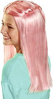 CGH Cute Girls Hairstyles! Wig - Pink Straight Hair Style & Wear Wig (706941)