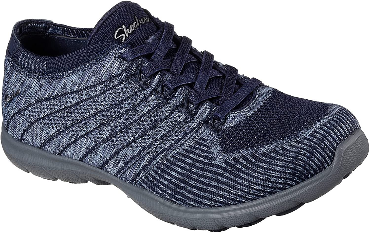 Skechers Relaxed Fit Dreamstep Cool Cutie damen Lace Up Turnschuhe Navy 5  | Guter weltweiter Ruf