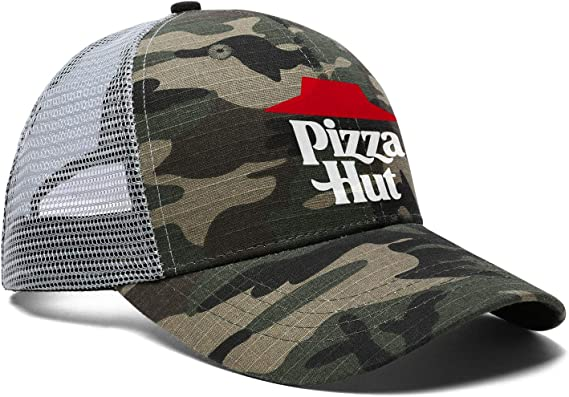 Trucker Hat Pattern Street Dancing Caps uter ewjrt Adjustable Pizza-Planet-Logo