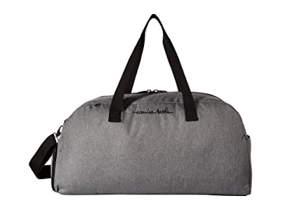 TravisMathew Wet Willie Duffel (Heather Grey) Duffel Bags