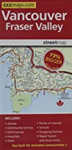 Vancouver and Fraser Valley CCC Map***