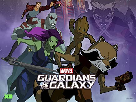 Marvel's Guardians of the Galaxy: Mission Breakout Volume 5