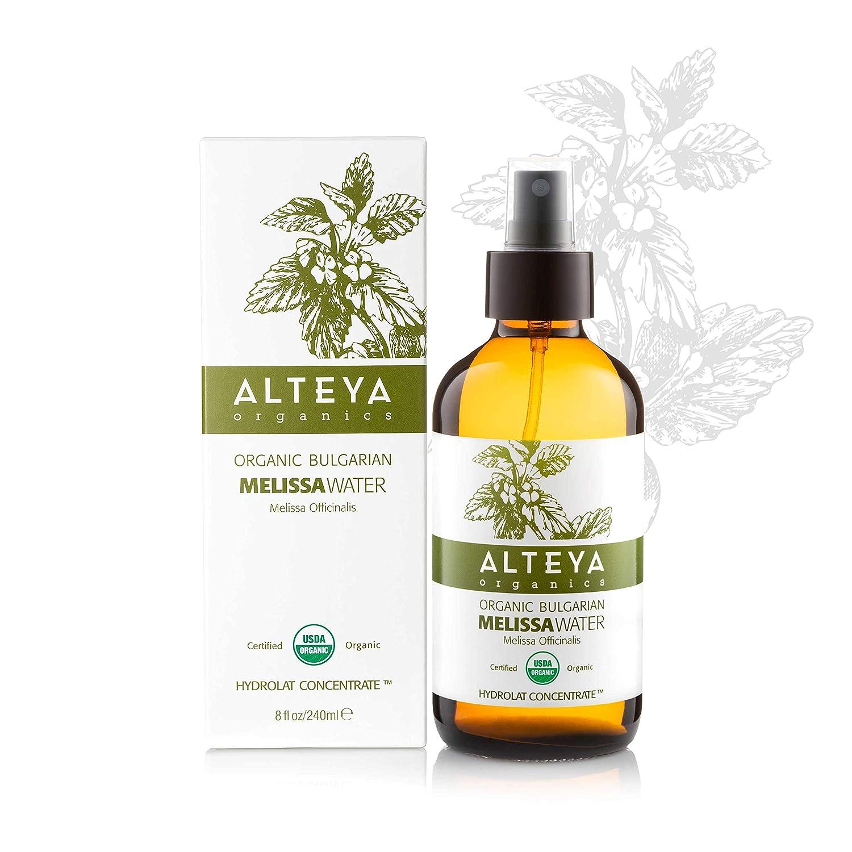 Alteya Organics Melissa Water USDA Certified Popular overseas ...