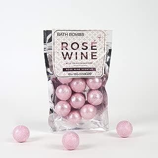 Rosé Bath Bombs