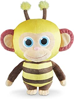 Wonder Park Scented Wonder Chimp Plush - Bee