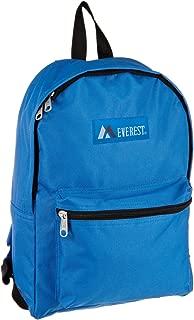 Luggage Basic Backpack, Royal Blue, Medium