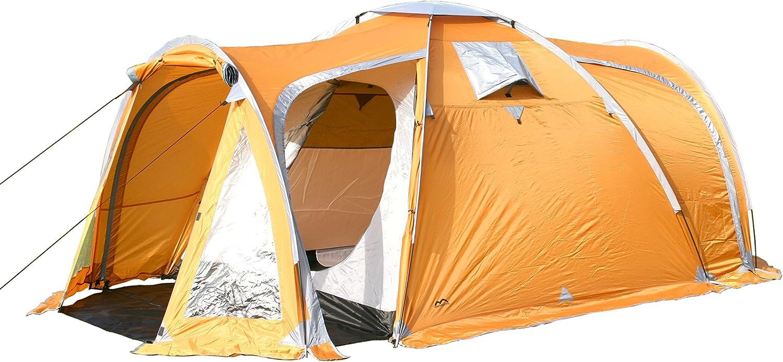 MONTIS HQ VERMONT HILLS Zelt für 2 bis bis bis 4 Personen Mann, wasserdicht & ultra-leicht mit Innenzelt, Vordach & Moskitonetz, Premium-Zelt, geeignet als Reise- Trekking- & Camping-Zelte mit Tragetasche B003CXY3MS  Bestseller 7f29fb