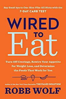 [Robb Wolf] [Wired to Eat: Turn Off Cravings, Rewire Your Appetite for Weight Loss, and Determine The Foods That Work for You] - [Hardcover]