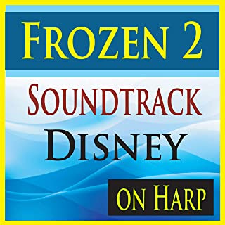 Frozen 2 Soundtrack Disney (On Harp)
