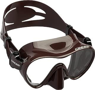 Cressi F1, Scuba Diving Snorkeling Frameless Mask - Cressi: Quality Since 1946