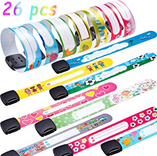 information bracelets for kids