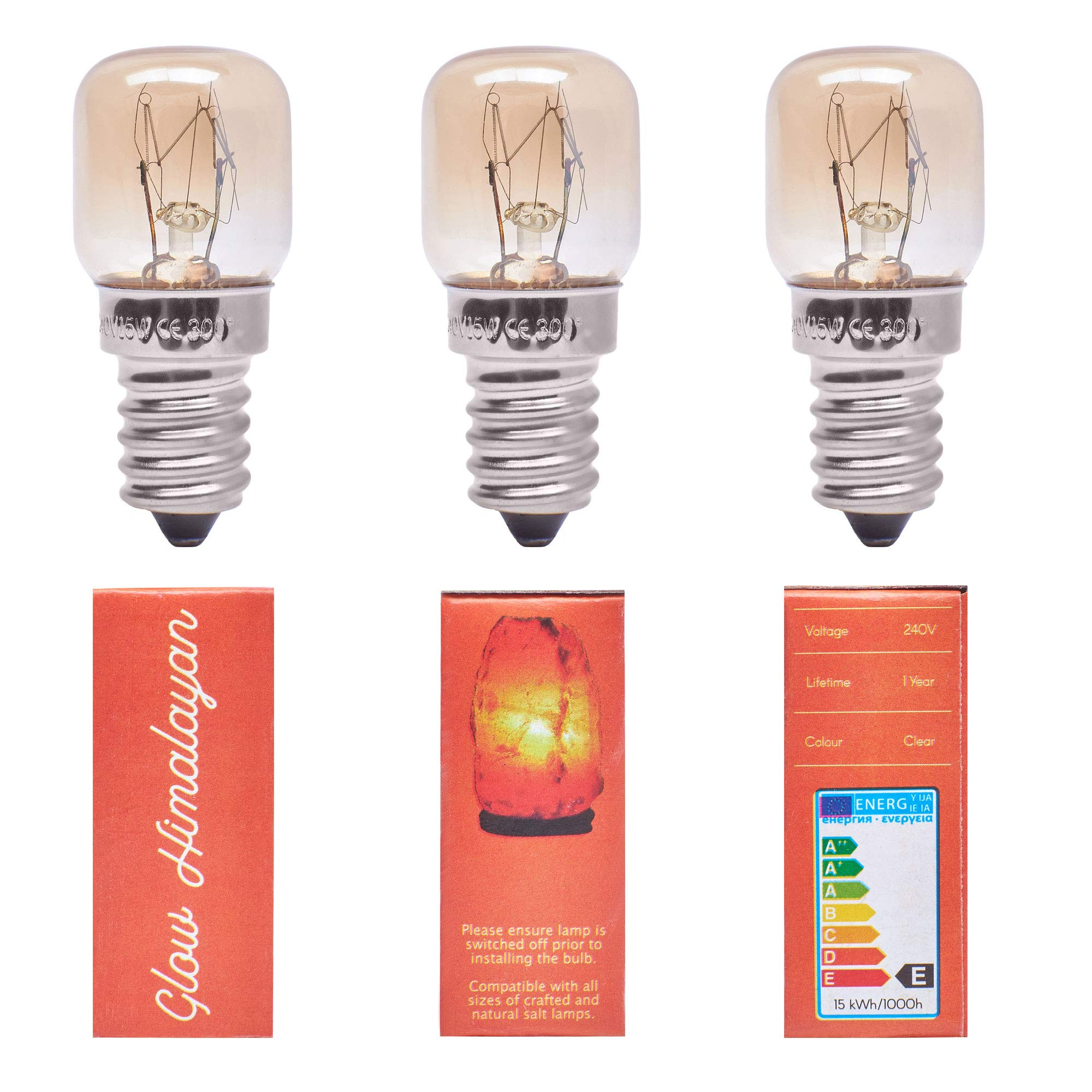 Himalayan Salt Lamp Light Bulbs