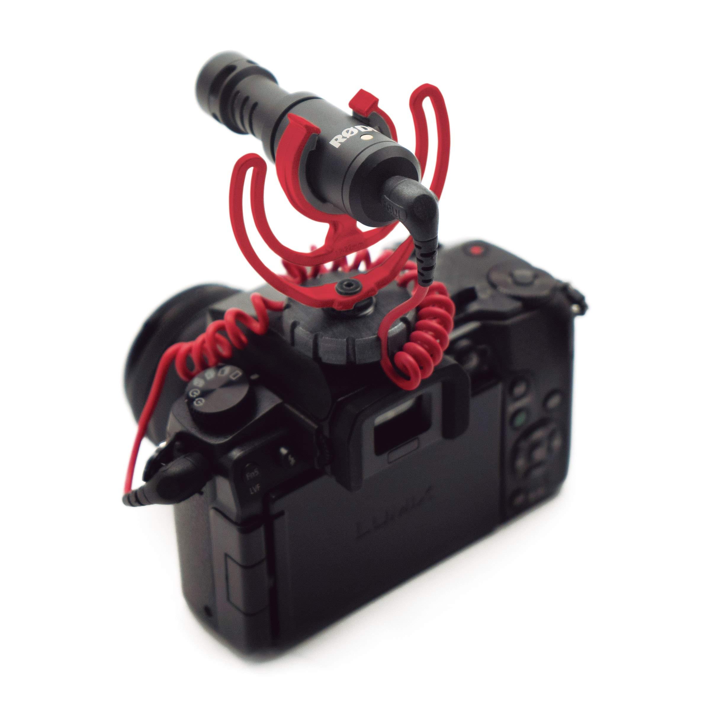 Rode Microphones VideoMicro - Micrófono para cámaras DSLR, surtido: colores aleatorios: Amazon.es: Instrumentos musicales