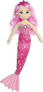 Aurora World Sea Sparkles Valentina Mermaid Doll Mermaid Doll, Multicolor, 18