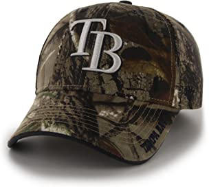 '47 MLB Unisex Realtree Frost MVP Adjustable Hat