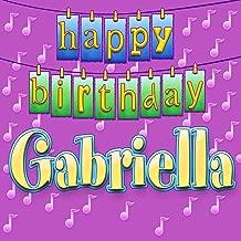 Happy Birthday Gabriella