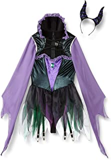 Leg Avenue Women's Maleficent Sorceress Halloween Costume
