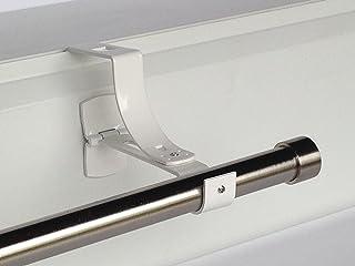 comprar comparacion Geko–2x sin Necesidad de Agujeros Soportes para Cortina (diámetro: 28mm–Especial para Rodillo Obturador Caja–Color...