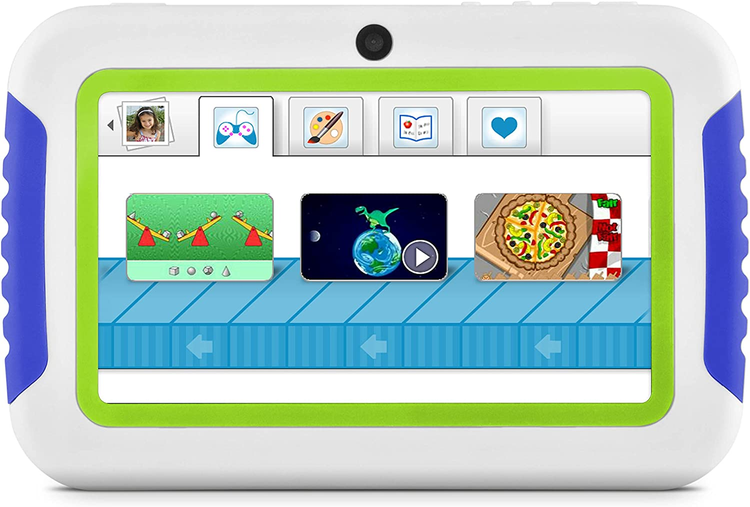 Ematic Kids FunTab Mini Touch Superior 4GB 4.3-Inch Under blast sales Screen Tablet
