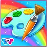 Desenhos Faiscantes - Meu primeiro livro de colorir em HD!