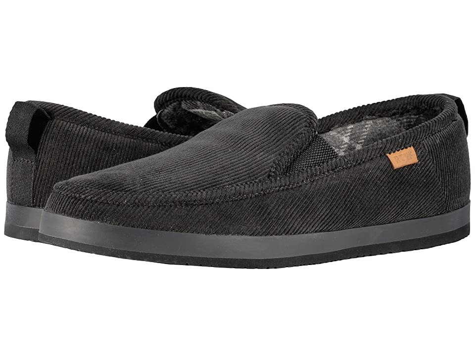 Reef Buddy (Black/Black) Men