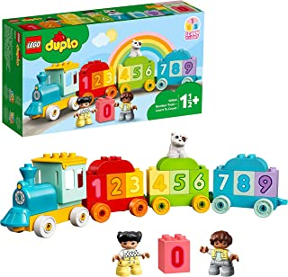 LEGO DUPLO My First 10954 Number Train - Learn To Count (23 Pieces)