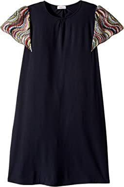 Missoni Kids - Jersey Dress w/ Lace Trim (Big Kids)