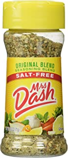Mrs. Dash ORIGINAL BLEND Salt-Free Seasoning 2.5oz (2-pack)