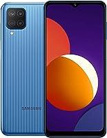 Samsung Galaxy M12 LTE Dual SIM Smartphone, 64GB Storage and 4GB RAM (UAE Version), Blue