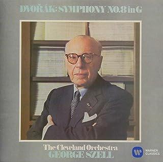 ドヴォルザーク:交響曲第8番「イギリス」他、シューベルト:交響曲第9番「ザ・グレイト」