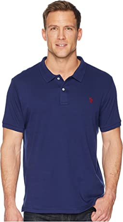 Classic Interlock Polo Shirt