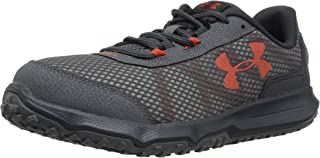 Under Armour 男士 Toccoa-Wide (4e) 跑步鞋