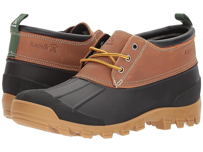 Kamik  Yukon 3 (Tan 1) Mens Lace up casual Shoes