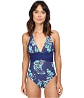 Athena - Balinese Cross One-Piece