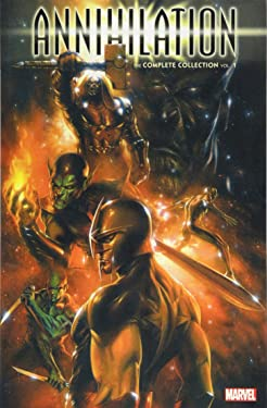 Annihilation: The Complete Collection Vol. 1